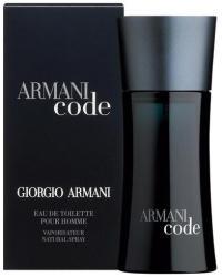 Giorgio Armani Armani Black Code EDT 125ml