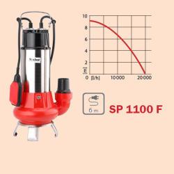 Extol SP1100F 8895002