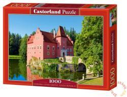 Castorland Cervena Lotha Kastély, Csehország 1000 db-os (102136)