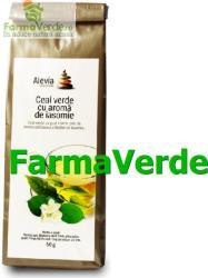 Alevia Ceai verde cu aroma de iasomie 50gr