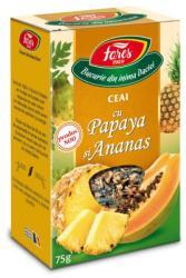 Fares Ceai cu papaya si ananas 75gr