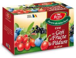 Fares Ceai cu goji si fructe de padure 20 plicuri