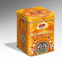 Fares Ceai Suvenir Romania 7 plante galben 75gr