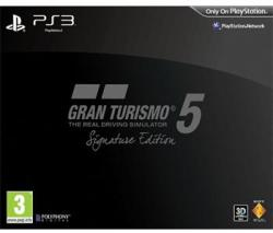 Sony Gran Turismo 5 [Signature Edition] (PS3)