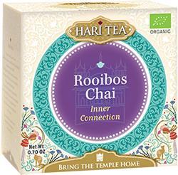Hari Tea Ceai rooibos chai Bio 10 plicuri
