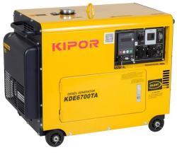 KIPOR KDE6700TA Generator