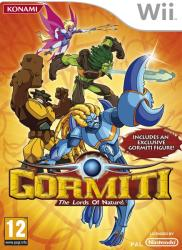 Konami Gormiti The Lords of Nature (Wii)