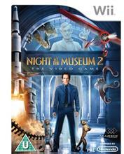 Majesco Night at the Museum 2: Battle of the Smithsonian (Nintendo Wii)