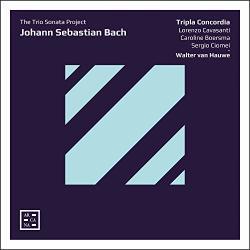 Bach, J. S Trio Sonata Project