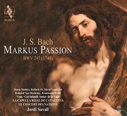 Bach, J. S Markus Passion. . -sacd-