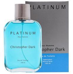 Christopher Dark Platinum EDT 100ml