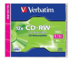 Verbatim CD-RW 700MB 12x