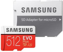 Samsung microSDXC EVO Plus 512GB UHS-I/U3 MB-MC512GA/EU