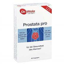 Dr. Wolz Prostata Pro 40cps Dr. Wolz
