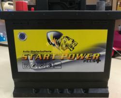 START Power 45Ah 360A Bal+