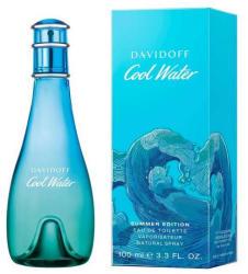 Davidoff Cool Water Woman Mediterranean Summer Edition EDT 100ml