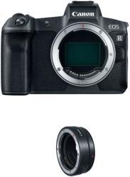 Canon Canon EOS R Body + Mount Adapter EF-EOS R (3075C023) Digitális fényképezőgép