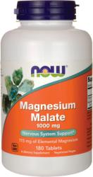 NOW Magnesium Malate 1000mg 180 Tablets