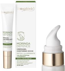 Bottega Verde Crema pentru ochi, hidratanta si detoxifianta, pentru toate tipurile de ten, cu ulei de Moringa si Oxygeskin, 10 ML