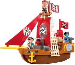 Ecoiffier Abrick Barca piraţilor (3023)