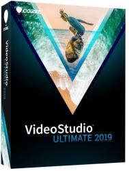 Corel VideoStudio Ultimate 2019 VS2019UMLMBEU