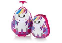 HEYS Unikornis ABS gyerekbőrönd