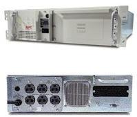 APC Smart-UPS 2000VA RM 3U (SU2000R3X155)