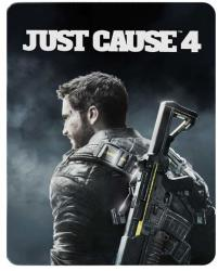 Square Enix Just Cause 4 [Steelbook Edition] (PS4)