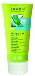 Logona Daily Care - Bio Aloe & Verbéna Tusfürdő 200ml