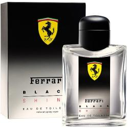 Ferrari Black Shine EDT 125ml