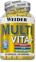 Weider Multi Vita + Special B Complex 90caps