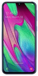 Samsung Galaxy A40 64GB Dual A405 Mobiltelefon