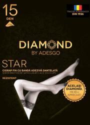 Diamond Ciorapi cu banda Diamond Star