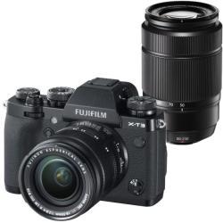 Fujifilm X-T30 + XF-18-55mm + XC50-23mm