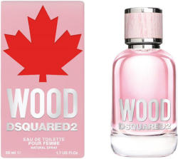 Dsquared2 Wood for Her EDT 50ml