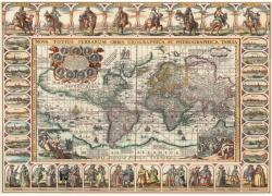 Art Puzzle Ancient World Map - 2000 piese (4711)