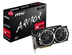 MSI Radeon RX 590 ARMOR OC 8GB GDDR5 (RADEON_RX_590_ARMOR_8G_OC)