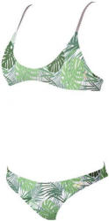 arena triangle two pieces green/multi 36