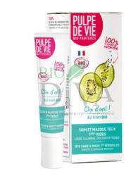 Pulpe de Vie Cremă de ochi și mască Clin d'oeil Pulpe de Vie 15-ml Crema antirid contur ochi