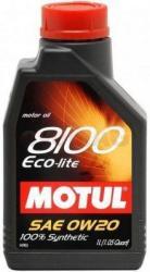 Motul 8100 Eco-lite 0W-20 (1 L)
