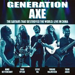 Vai / Wylde / Malmsteen / Bettencourt / Abasi Guitars That Destroyed The World: Live In China