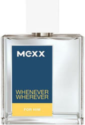 Mexx Whenever Wherever for Him EDT 50ml