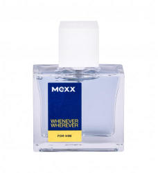 Mexx Whenever Wherever for Him EDT 30ml