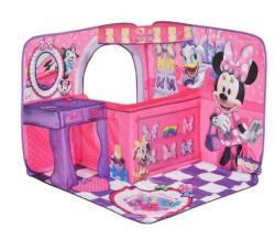 Cort de joaca pentru copii sub forma unui loc de joaca cu accesorii - Minnie Mouse (6413MNN)