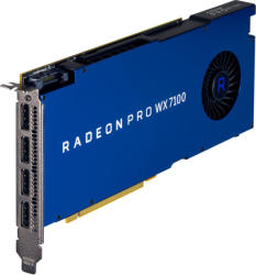 HP Radeon 7100 Pro WX 8GB (Z0B14AA)
