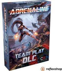 Czech Games Edition Adrenaline Team Play DLC angol nyelvű társasjáték kiegészítő