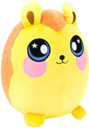 Flair Squeezamals: sárga sündisznó plüssfigura 2. széria - 20 cm