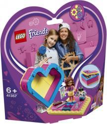 LEGO Friends - Olivia szív alakú doboza (41357)