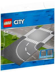 LEGO City - Kanyar és kereszteződés (60237)