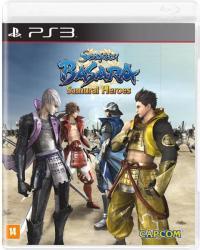 Capcom Sengoku Basara Samurai Heroes (PS3)